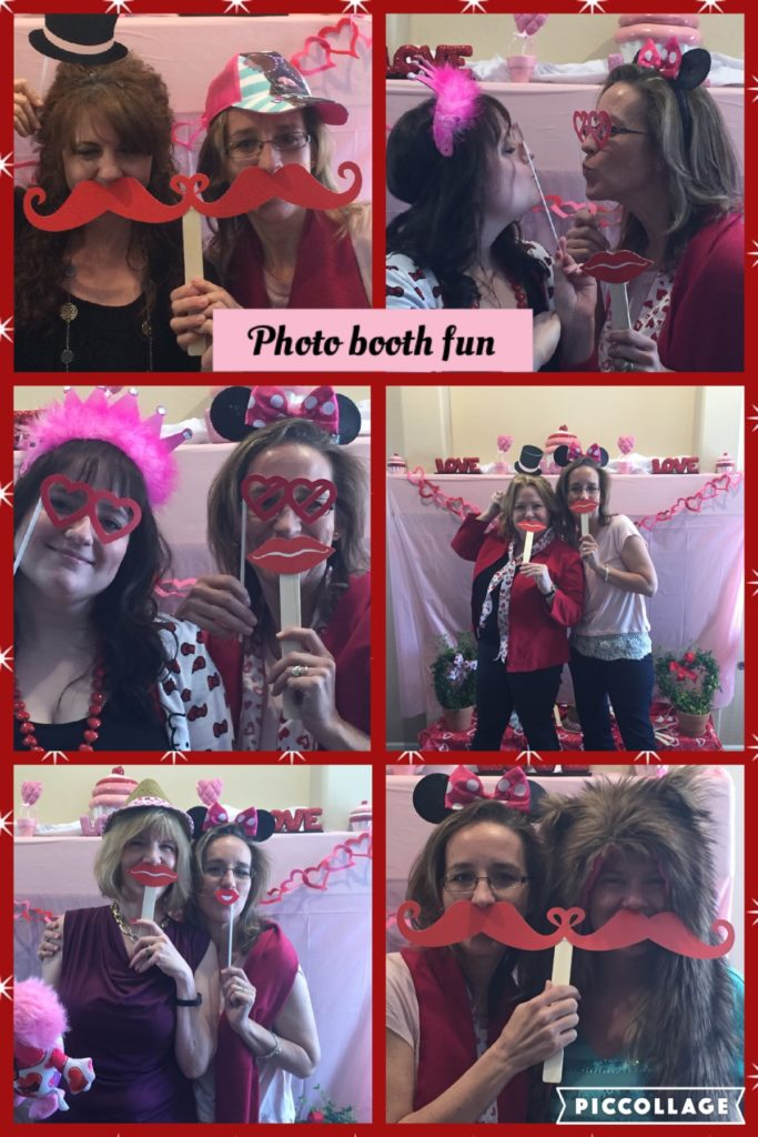 Valentine's Day Photobooth