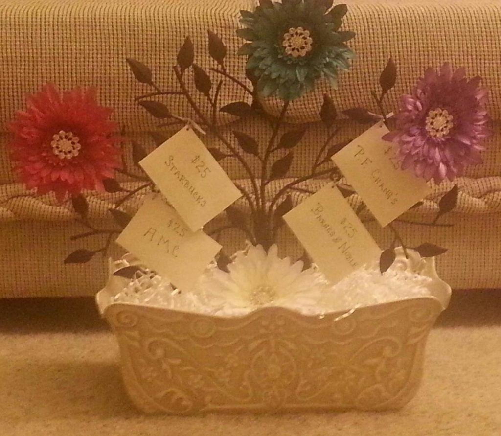 Kelli Barkley survivor basket