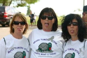 Tongues at Tumors!